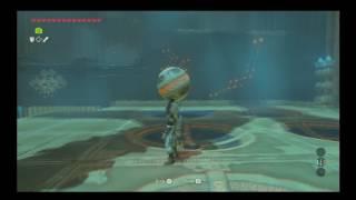 Zelda BotW - Keo Ruug Shrine Puzzle (Constellation shrine)
