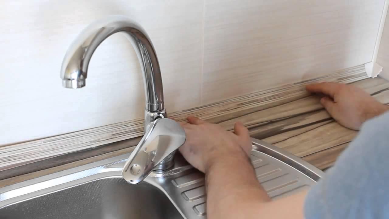 Керамический бордюр для ванны, стоит ли его ставить? - YouTube