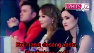 Караоке на узбекском Alisher Fayz Baxtlimisan Ayt
