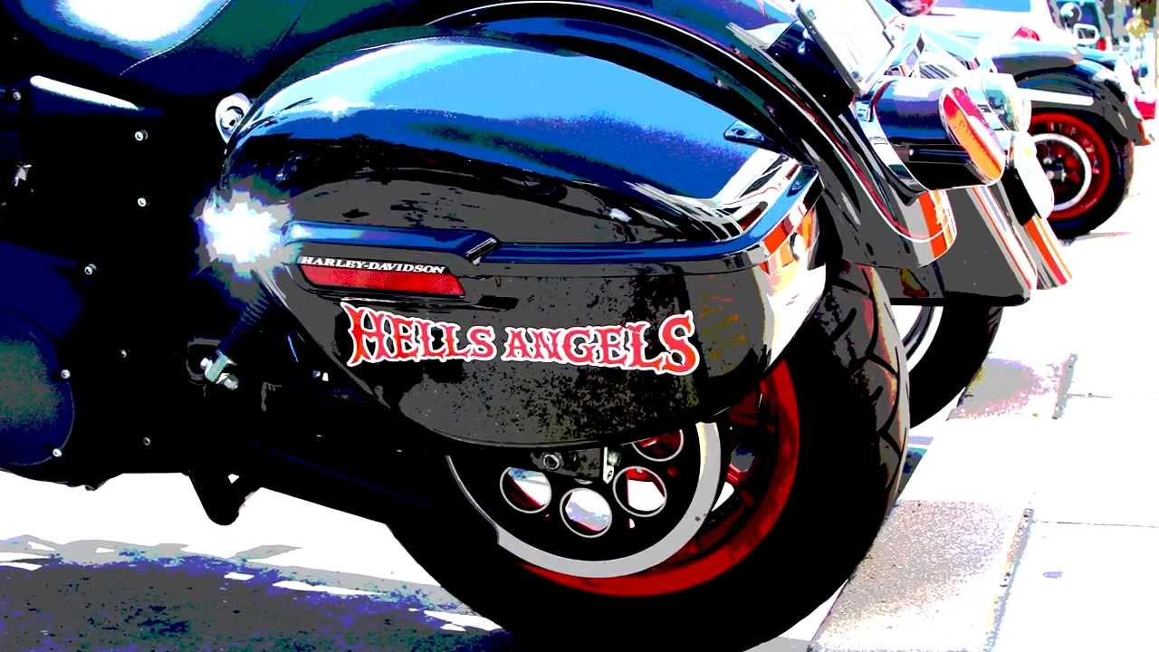 HELLS ANGELS MC | DALY CITY | WELCOME YOU TO OUR NEW CHANNEL