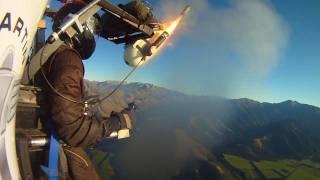 Martin Jetpack 5000ft flight - highlights