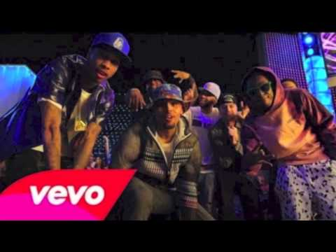 Acapella Chris Brown   Loyal Explicit ft  Lil Wayne, Tyga