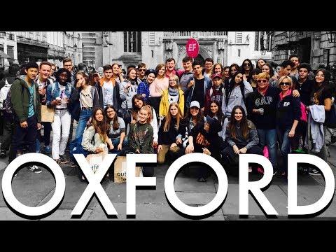 EF Oxford 🇬🇧❤️ (VLOG)