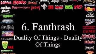 Top 10 Polish Thrash Metal Bands