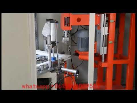 CNC Corner Cleaning Machine/PVC window machine