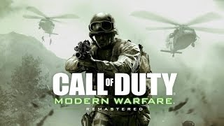 Call Of Duty Modern Warfare Game Play | Part 1