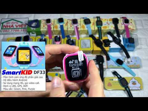 ✆0827788333 - Kinh Nghiệm Chọn Mua Và Tổng Hợp Các Mẫu đồng Hồ định Vị Trẻ Em SmartKID 2019 4K