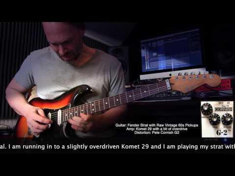 Pete Cornish G2 - Solo by Simon Gotthelf