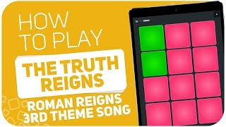 Download Roman Reigns 3rd Theme Song The Truth Reigns Super Pads Kit