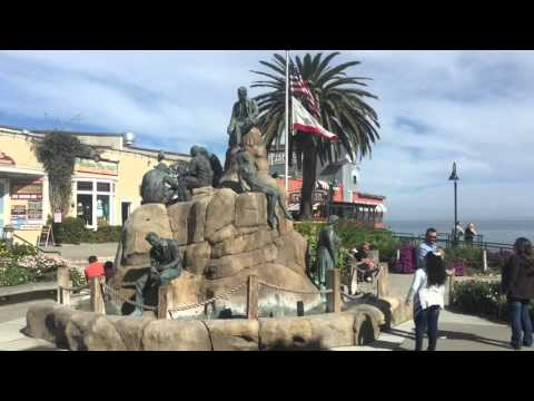 Travel Diary 2016 : Monterey, California