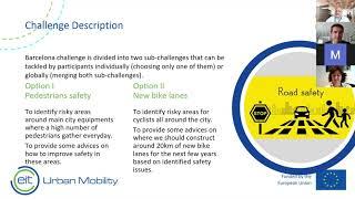 Citython Bilbao & Barcelona 2021 | Challenge #3: Help Barcelona citizens move in a safer way