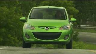 MotorWeek Road Test: 2011 Mazda 2