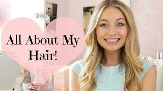 All About My Hair! | Freddy My Love