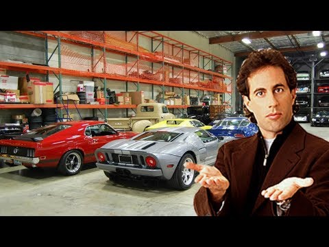 Jerry Seinfeld Car Collection >> Jerry Seinfeld Car Collection 2018 Jerry Seinfeld Cars
