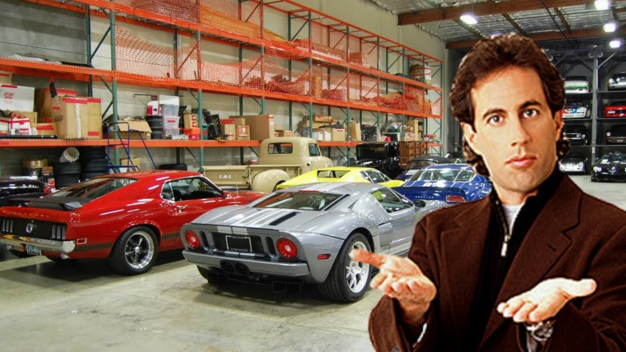 jerry seinfeld car collection 2018 jerry seinfeld cars