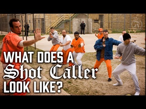 What does a Shotcaller look like?  Prison Talk 7.23