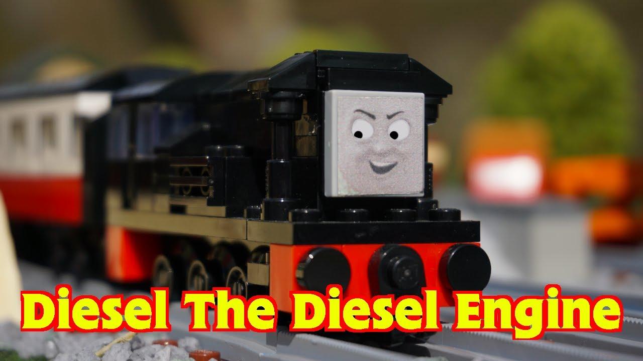 "Lego Micro Scale ""Diesel The Devious Diesel"" Reveal | #Change"