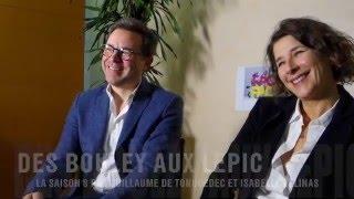 France 2 / Des Bouley aux Lepic : la saison 8 par Isabelle Gélinas et Guillaume de Tonquédec