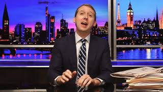Late Night Host Eviscerates Journalism Industry For Existing Even Though His Show Already Does