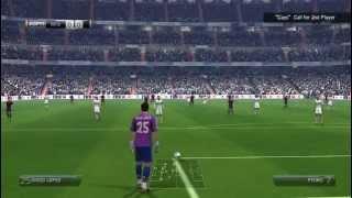 FIFA 14 Gameplay Laptop i7 4510u