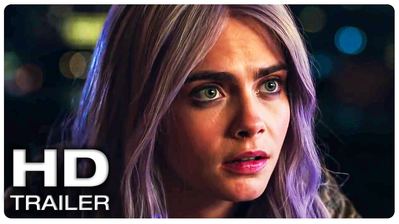 LIFE IN A YEAR Official Trailer #1 (NEW 2020) Jaden Smith, Cara Delevingne Romance Movie HD