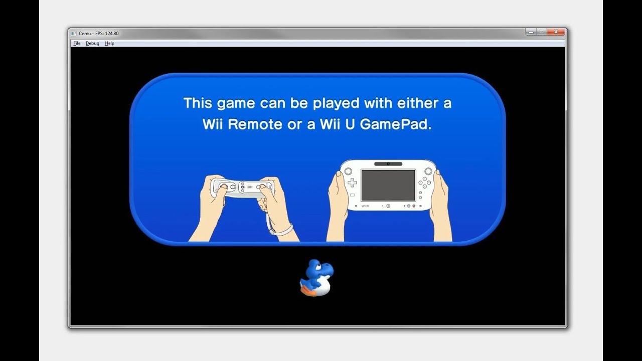 Cemu emulator mac download app