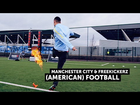 Manchester City & Freekickerz - (American) Football - Betsafe True Players