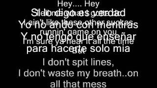 Big Gemini - Hypnotized (Spanglish Version) (Lyrics)