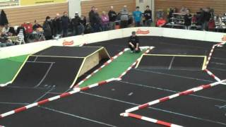 2. A-Final 4WD RC Car Indoor Offroad Race Stäfa 2010