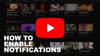 Baixar How to Enable Notifications on YouTube