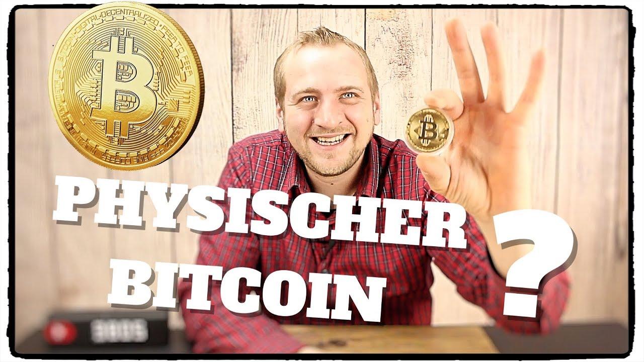 Physische Bitcoin Münzen Krypto Währungen Kaufen Oder Nicht