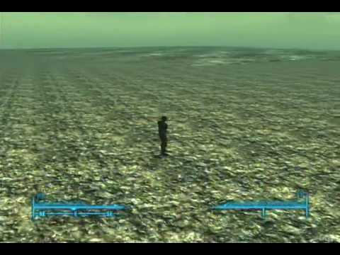Fallout 3) Escape from DC (Seward Square/Out of map) - YouTube