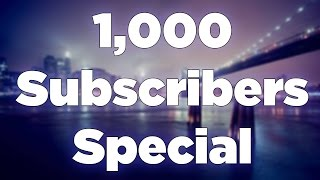 1000 SUBS SPECIAL QnA and Anime 404