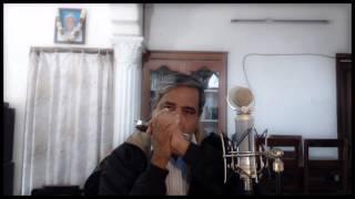 """ Chanda oh Chanda"" (Lakoh Mein Ek (1971) Harmonica Cover by me.."