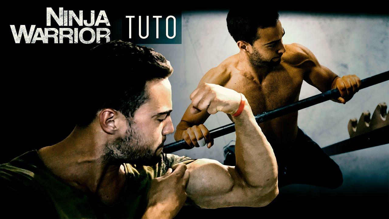 Tuto Ninja Warrior - L'Echelle d'Hercule (6/6)