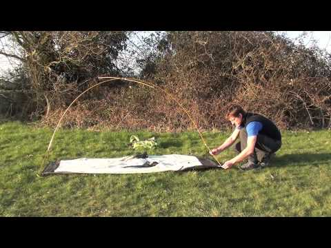 How to pitch an MSR Hubba HP tent & How to pitch an MSR Hubba HP tent - YouTube