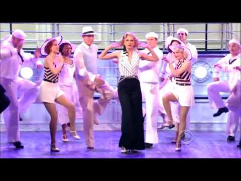 "Sutton Foster - ""Anything Goes"",  de Cole Porter"