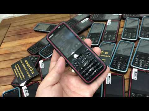 Nokia 5630 chính hãng có hàng tại trummayco.vn