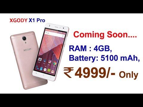 Xgody X1 Pro - Price, Look, Review, Sale (Flipkart, Amazon, Snapdea)