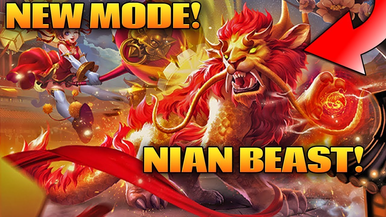 Heroes Evolved: Nian Beast Invasion Gameplay Tips New Game ...
