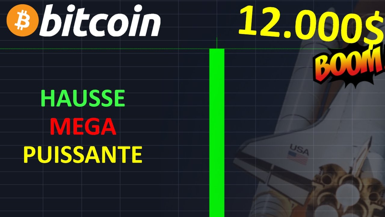 BITCOIN 12.000$ SONT-ILS POSSIBLES !? btc analyse technique crypto monnaie 2