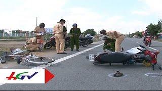 Tai nạn nghiêm trọng trên đường nối Vị Thanh – Cần Thơ | HGTV