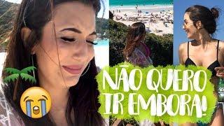 FUI PARA O PARAÍSO! PRAIAS DE ARRAIAL DO CABO, CABO FRIO E MUITA BAGUNÇA | Camila Lima