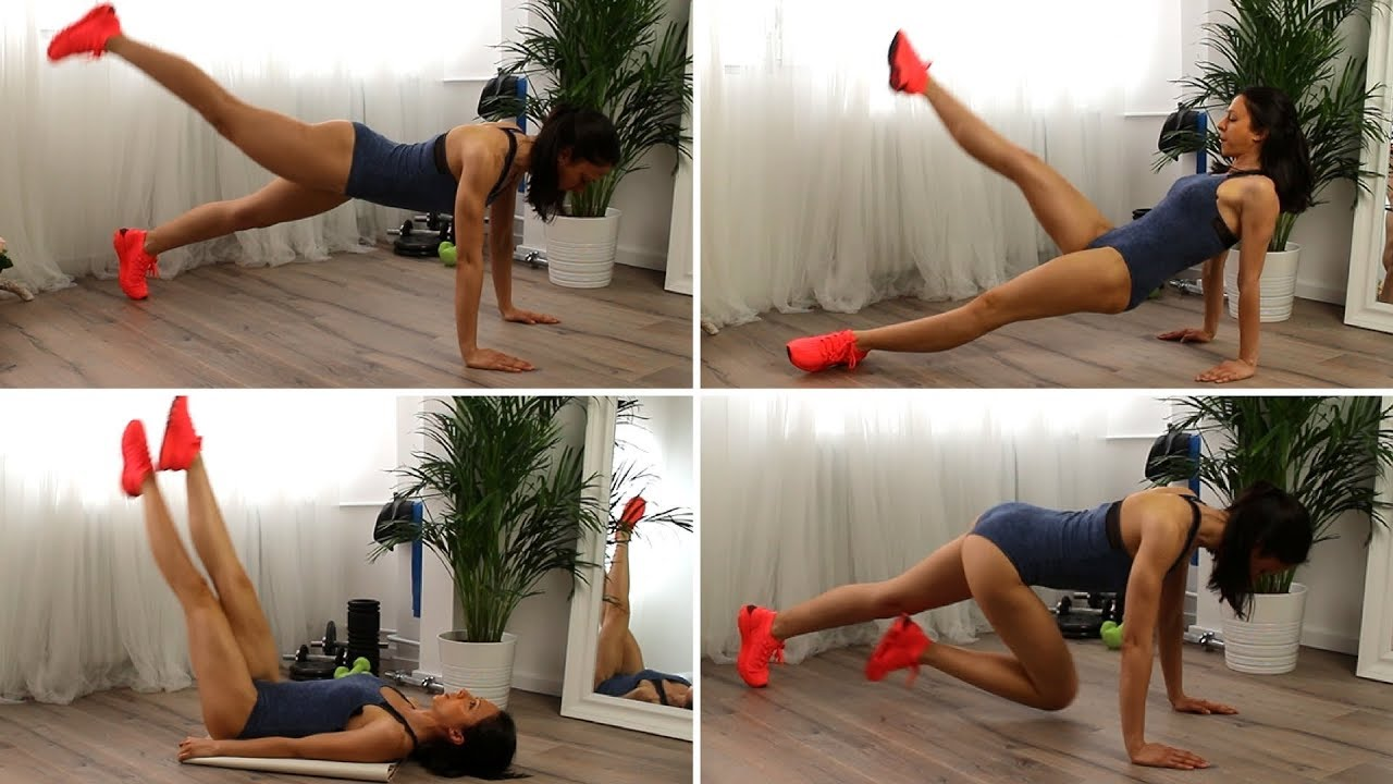 vezbe za mrsavljenje nogu i zadnjice