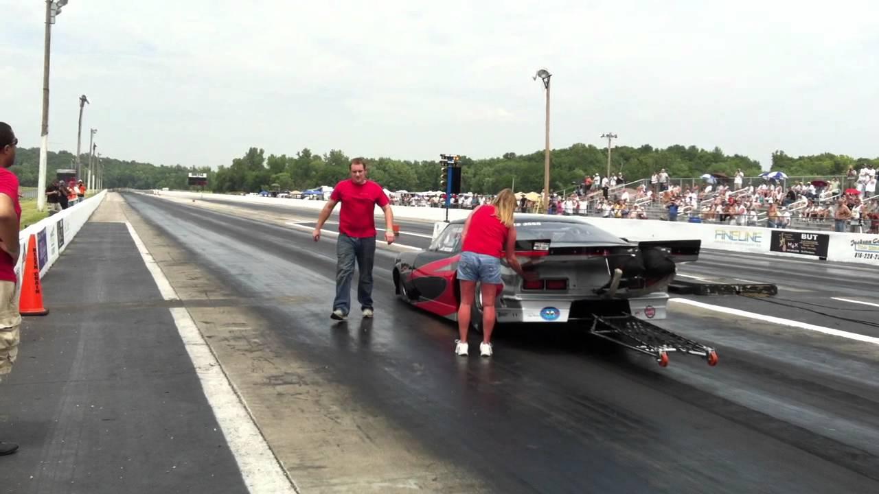 Jerry Bickel Buck racing engines Hocking Racing - YouTube