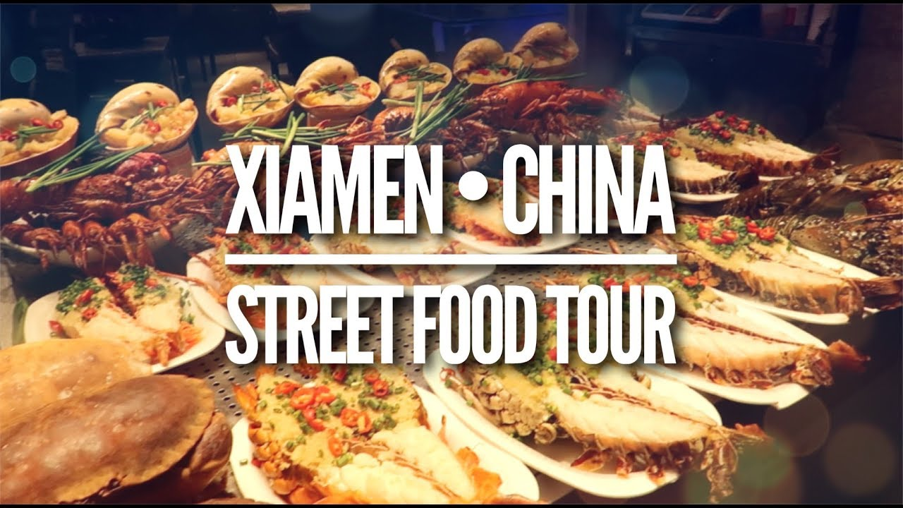 Xiamen China Must Try Street Food Youtube