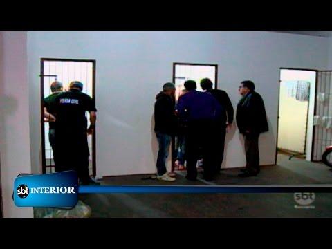 Operação da Polícia fecha o cerco contra uma organização criminosa em Dracena
