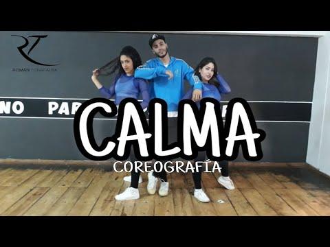 CALMA COREOGRAFÍA - Pedro Capó ft Farruko by romantorrealba