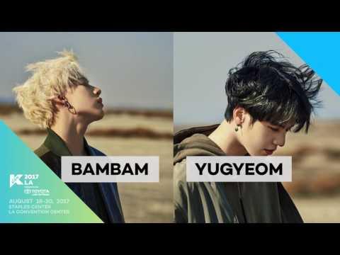 [#KCON17LA] Artist Reveal - GOT7
