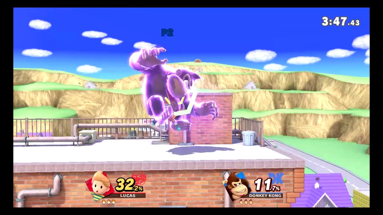 PK FREEZE in Smash ultimate